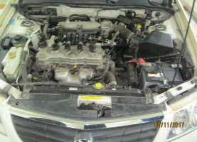 газ на Nissan Almera 1.6