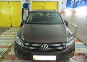 гбо на VW Tiguan 2.0 TSI