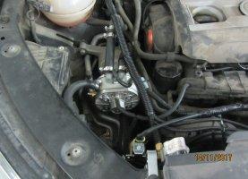 VW Tiguan 2.0 TSI с гбо