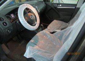 VW Tiguan 2.0 TSI на газе