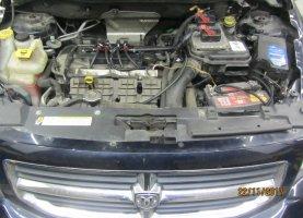 Dodge Caliber на газу