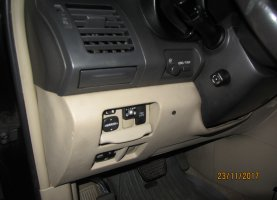 газ на Lexus RX400H