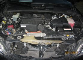 Lexus RX400H с гбо