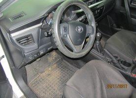 Toyota Corolla 1.3 на газу