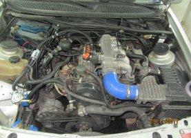 Ford Escort с гбо