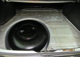 Ford Escort на газе