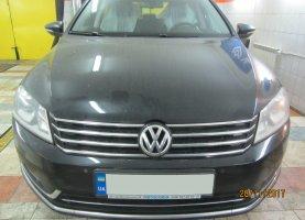 VW Passat B8 на газе