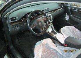 газ на VW Passat B8