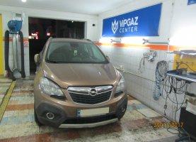 гбо на Opel Mokka