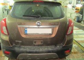 газ на Opel Mokka