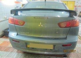 Mitsubishi Lancer с гбо