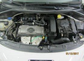 газ на Peugeot 207