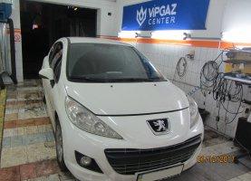 гбо на Peugeot 207