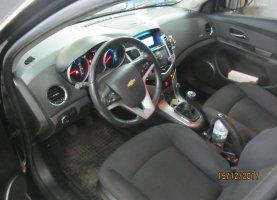 газ на Chevrolet Cruze