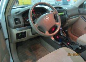 гбо на Toyota Prado 2.7