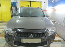 газ на Mitsubishi Outlander XL 2.4