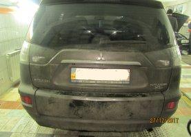 Mitsubishi Outlander XL 2.4 на газу