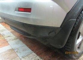 Nissan Juke 1.6 на газу