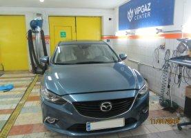 газ на Mazda 6 skyactiv 2.5