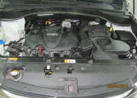 гбо на Hyundai Santa Fe 2.4 GDI