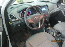 Hyundai Santa Fe 2.4 GDI с гбо