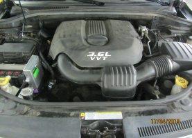 гбо на Jeep Cherokee 3.6