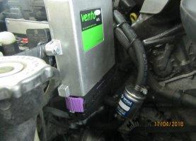 газ на Jeep Cherokee 3.6