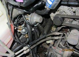 Jeep Cherokee 3.6 на газу
