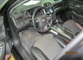 Chevrolet Malibu 2.4 на газу