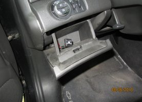 Chevrolet Malibu 2.4 с гбо