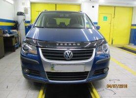 гбо на VW Touran