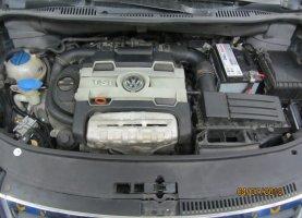 газ на VW Touran