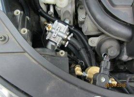 VW Touran на газу