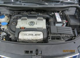 VW Touran с гбо