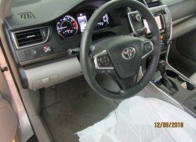 газ на Toyota Camry 2.5 V55