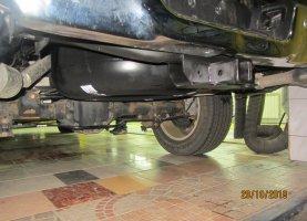 Dodge Ram 1500 с гбо