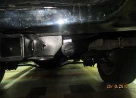 Dodge Ram 1500 на газе