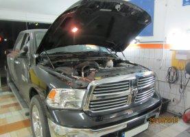 гбо на Dodge Ram 1500