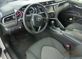гбо на Toyota Camry v70 2.5 (2019)