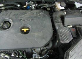 Hyundai Tucson 2.0 GDI (прямой впрыск) на газу