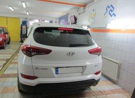 Hyundai Tucson 2.0 GDI (прямой впрыск) на газе