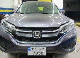 Honda CR-V 2016 год (прямой впрыск) с гбо