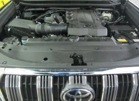 Toyota LC Prado 2019 год на газе