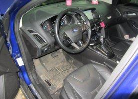Ford Focus 2.0 Ecoboost на газе