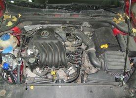газ на Volkswagen Jetta 2.0