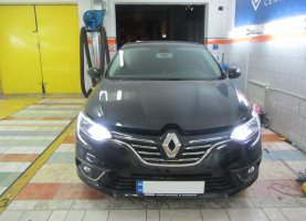 гбо на Renault Megane 2.0