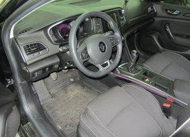 Renault Megane 2.0 на газу