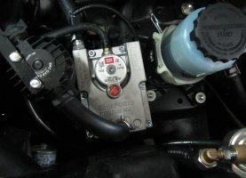 газ на Тоёта ЛС200