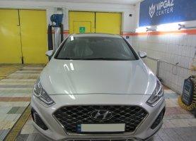 газ на Hyundai Sonata 2.4GDI