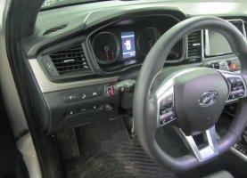 Hyundai Sonata 2.4GDI на газу
